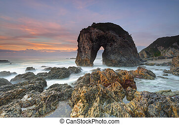 Horse Head Rock, Bermagui Australia - The magnificent ...
