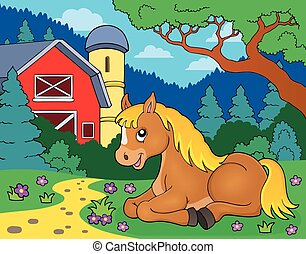 Horse topic image 5