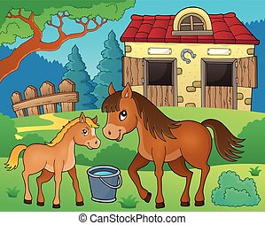 Horse topic image 6