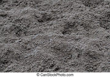 Horse Track Dirt with angle view background image