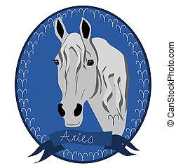 Horse zodiac - Aries