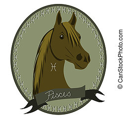 Horse zodiac - Pisces