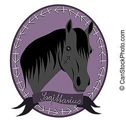 Horse zodiac - Sagittarius