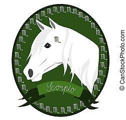 Horse zodiac - Scorpio
