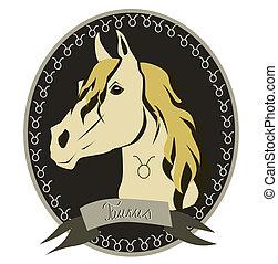 Horse zodiac - Taurus