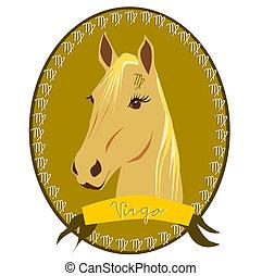 Horse zodiac - Virgo