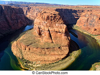 Horseshoe. Arizona. USA