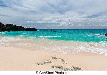 Horseshoe Bay Bermuda - Horseshoe Bay is perhaps the most...
