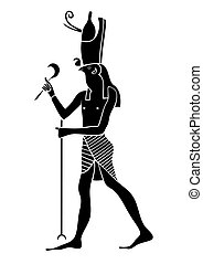Horus - God of Ancient Egypt