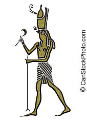 Horus - God of Ancient Egypt - God of Ancient Egypt - Horus...