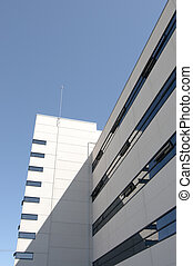 Hospital building picture from Spain, Europe.