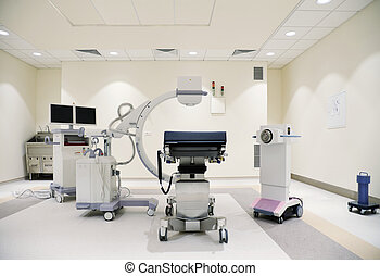 Hospital C-arm centre
