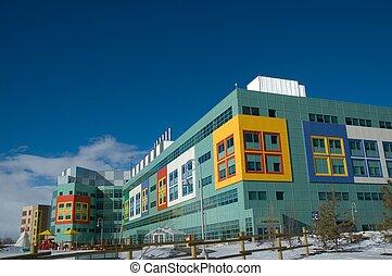 hospital, childrens