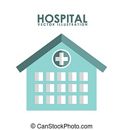 hospital, diseño