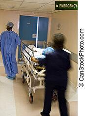 hospital, emergencia