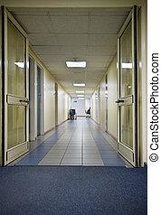 hospital hallway