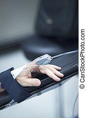 Hospital hand surgery operating room - Hospital hand surgery...