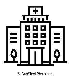 Hospital Line illustration