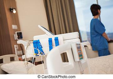 Hospital room health