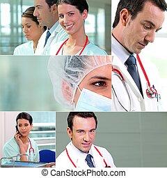 hospital teamwork