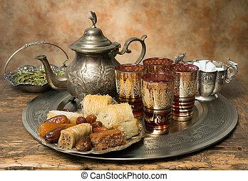 hospitalité, marocain