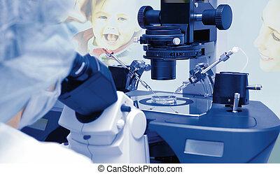 hospitam microscope