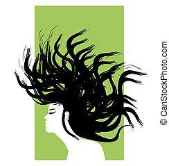 hosszú szőr