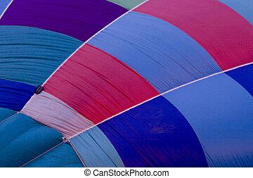 Hot air balloon textures