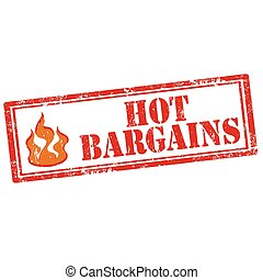 Hot Bargains-stamp