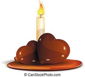 Hot Chocolate Hearts