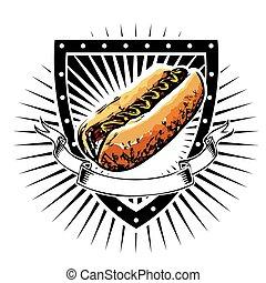 hot dog shield