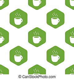 Hot drink pattern