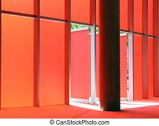 Hot Interior