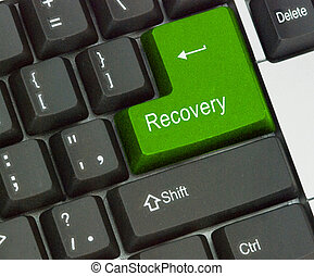 Hot key for recovery