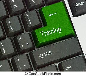 Hot key for training