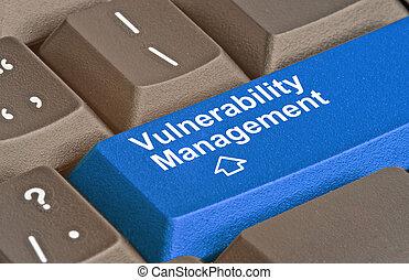 hot keys for vulnerability management
