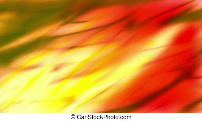 Looping hot lava animated CG abstract background