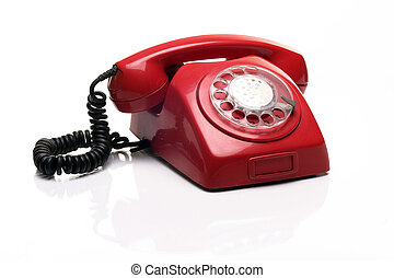 hot line - red phone