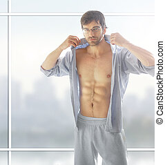Hot male