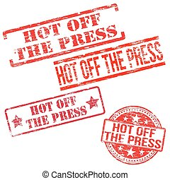Hot Off The Press Stamps - Hot off the press stamps stamps. ...