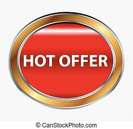 Hot offer button