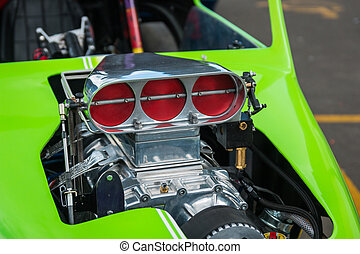 Hot Rod Air Intake
