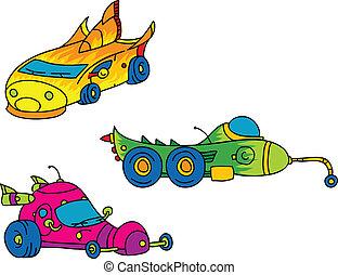 Hot Rod Cars