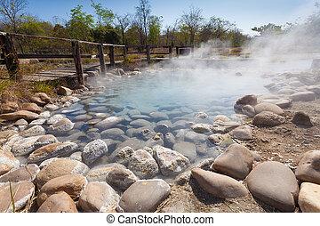 Hot spring