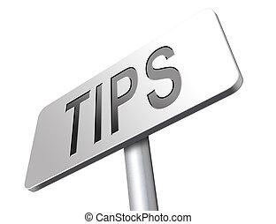 hot user tips