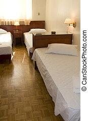 hotel, athen, zimmer, dreifach, griechenland