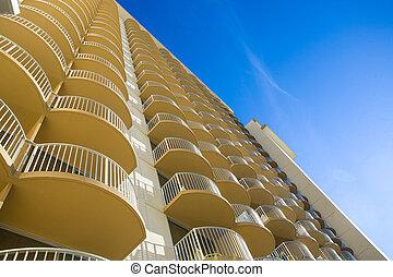 Hotel Balconies