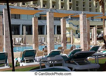 hotel, dead tenger