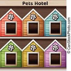 Hotel for pets