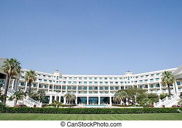 hotel, luxo